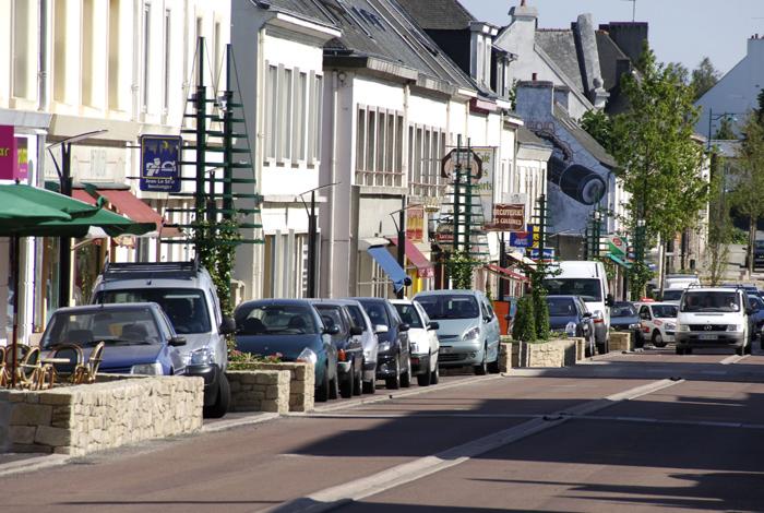 Commerces rue Jean Jaurès