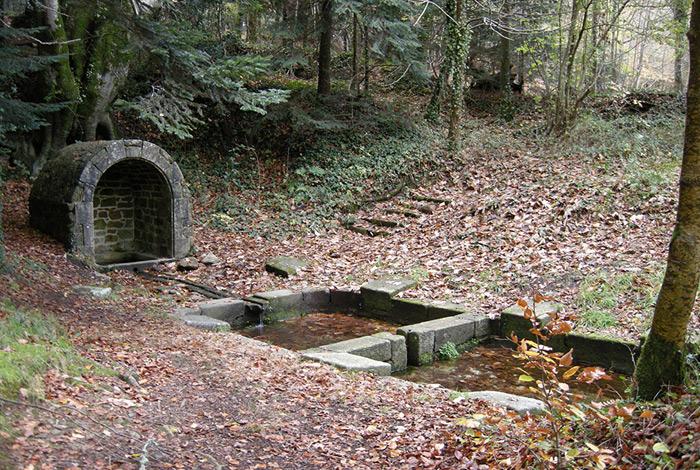 Fontaine de Kerruisseau