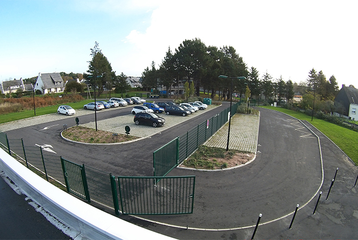 Parking Mané Rivalain