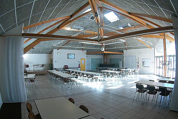 Salle Robert Jégousse vue intérieure