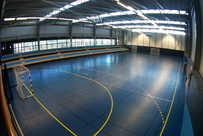 Complexe sportif de Kerlébert - salle omnisports