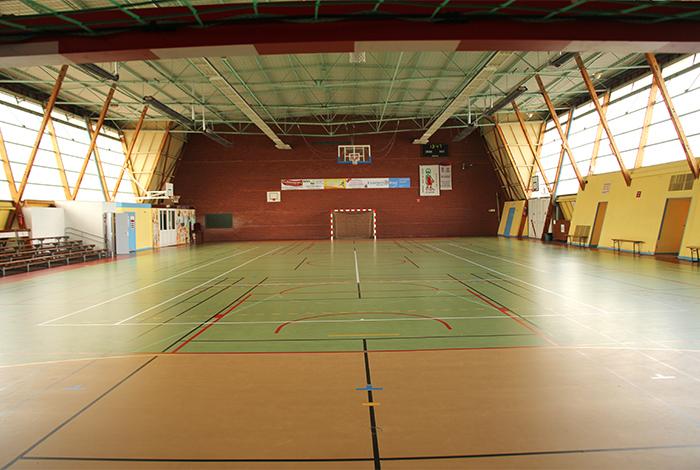 Salle omnisports du Ronquédo