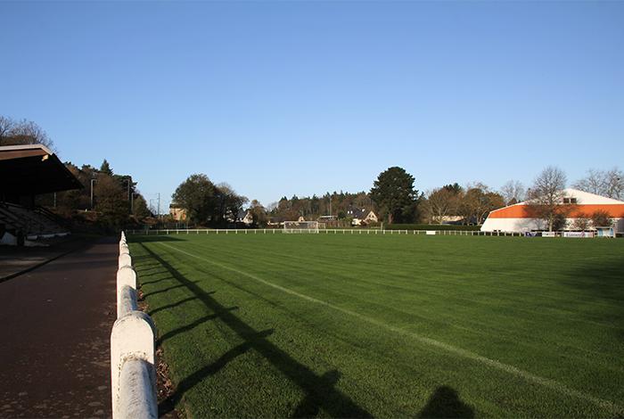 terrain de foot honneur du Ronquédo
