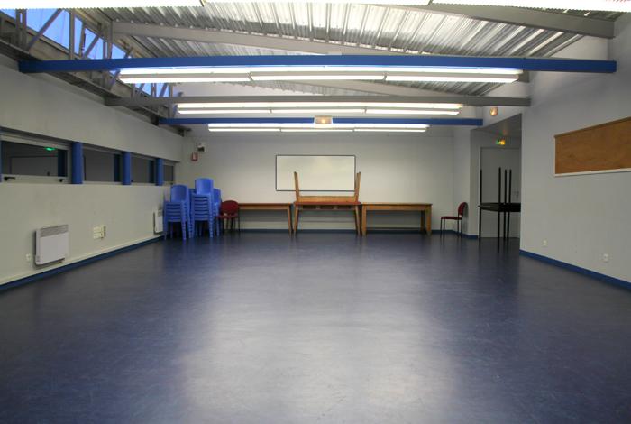 Complexe sportif de Kerlébert - salle de réunion