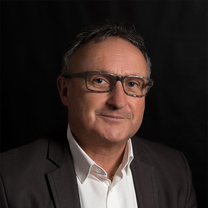 LE FLECHER Jean-Luc- Conseiller municipal