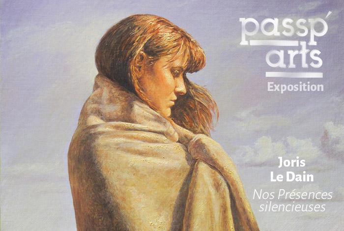 Exposition // «Nos présences silencieuses» de Joris LE DAIN