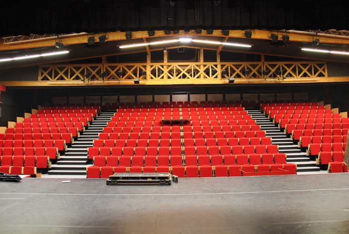 salle spectacle queven
