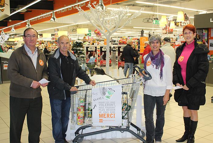 Collecte Banque Alimentaire 2015