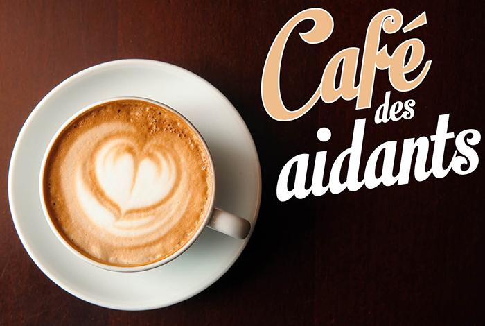 Image affiche du Café des aidants