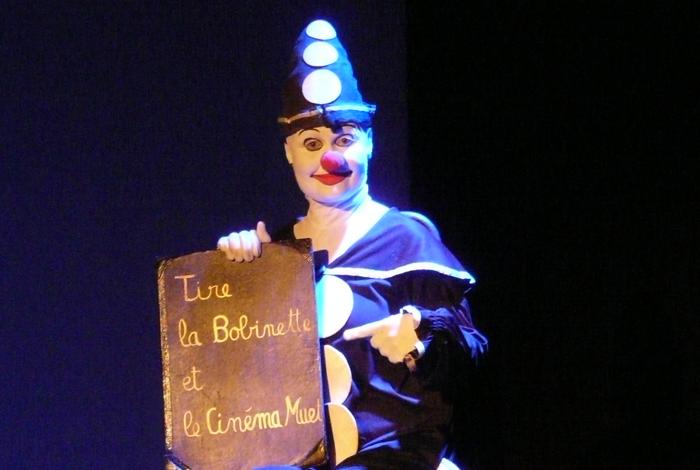 Ciné Concert  // «Tire la Bobinette et le cinéma muet» – Cie Marmouzic