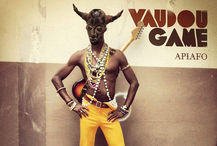 Pochette CD - VAUDOU GAME