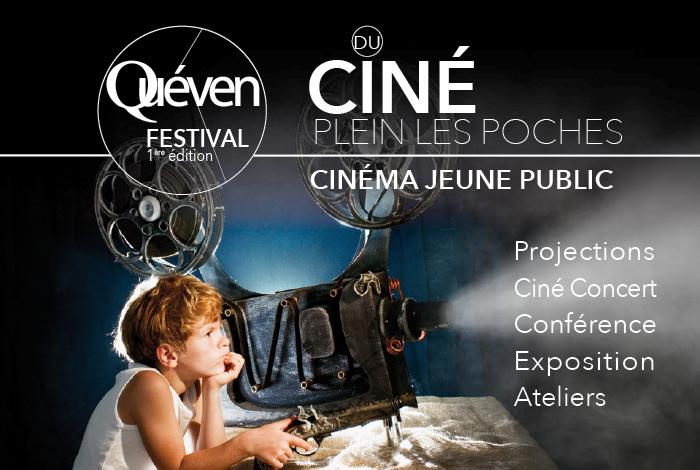 Festival «Du ciné plein les poches»