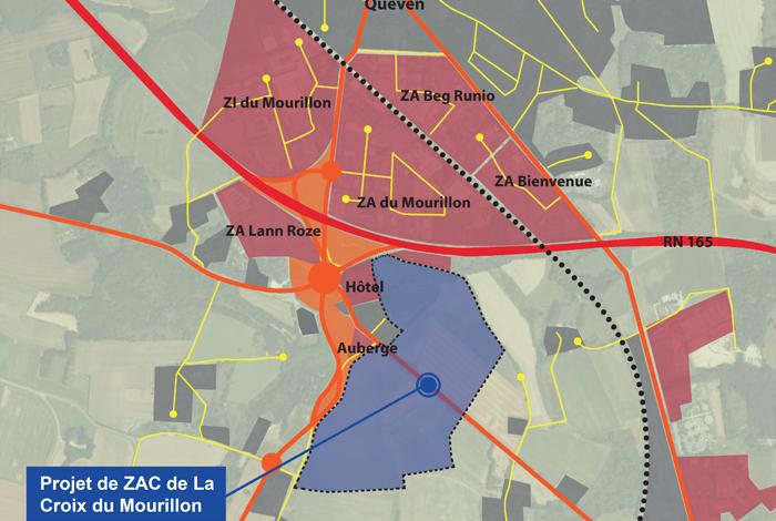 Projet ZAC La Croix du Mourillon