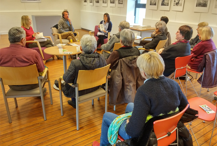 Rencontre litteraire toulouse