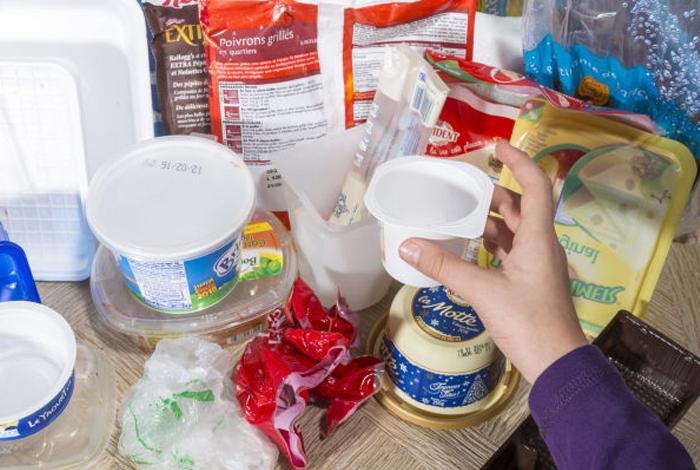 Simplification du tri : tous les emballages plastiques dans la poubelle jaune