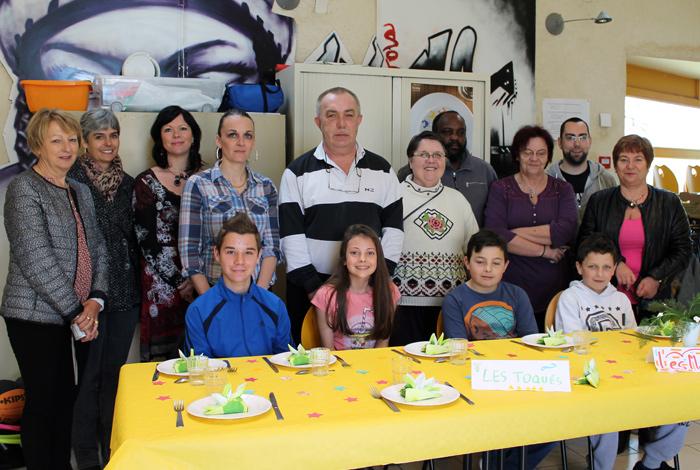 Concours culinaire à la Ferme de Kerzec
