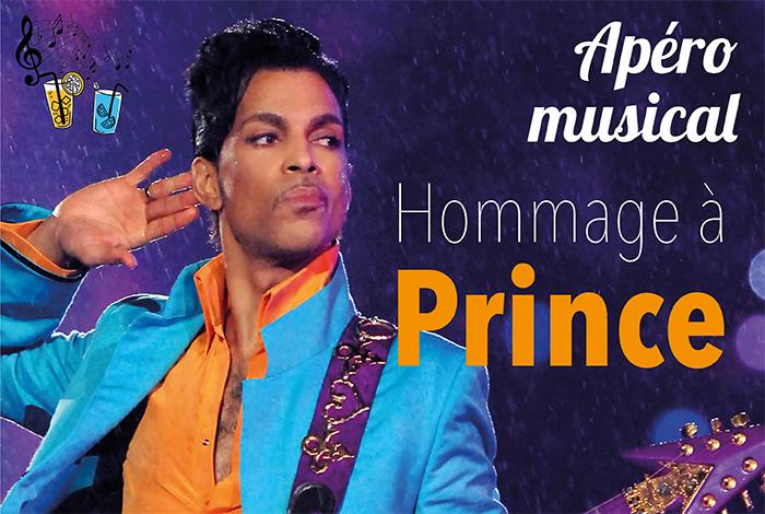 Apéro musical «Prince 1958-2016»