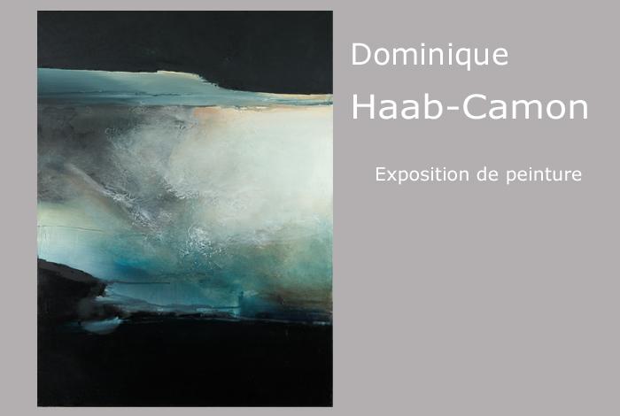 Exposition des oeuvres de Dominique Haab-Camon