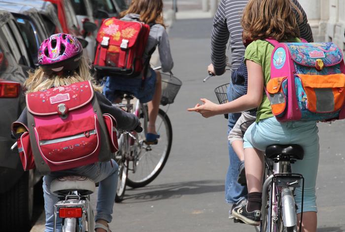 Semaine «A vélo à l'école»