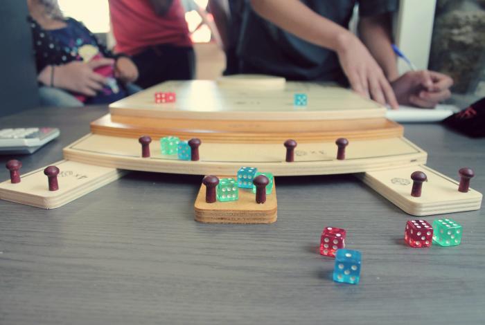 Soirée «Jeux de société»