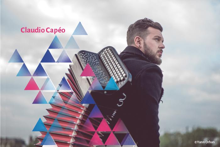 CLAUDIO CAPÉO – CONCERT REPORTÉ AU 9 DÉCEMBRE