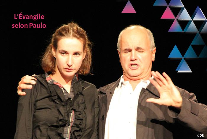 Théâtre // «L'ÉVANGILE SELON PAULO» Cie Corps à Coeurs