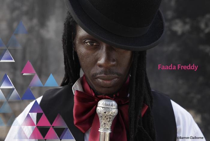 Soul Funk // FAADA FREDDY + BUKATRIBE (1ère partie)
