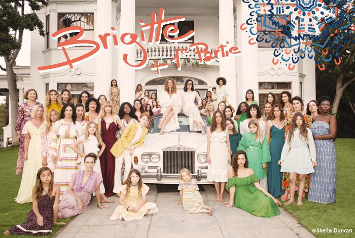 Chanson // BRIGITTE + 1ère PARTIE