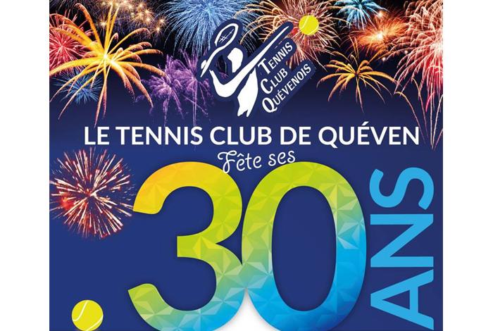 Kermesse «Les 30 ans du Tennis Club de Quéven»