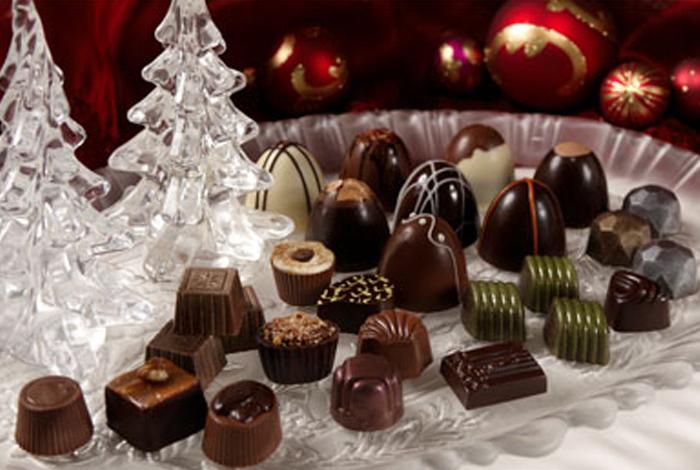 Atelier Chocolats de Noël
