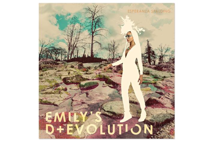 Emily's D + Evolution, un cd d'Esperanza Spalding