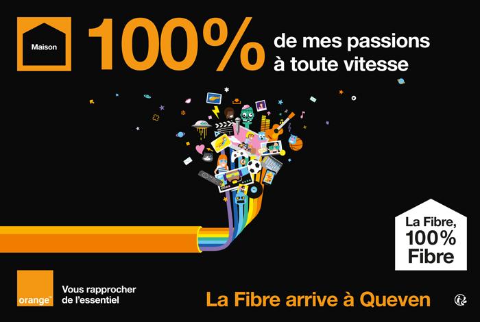 Réunion publique «La fibre arrive à Quéven»