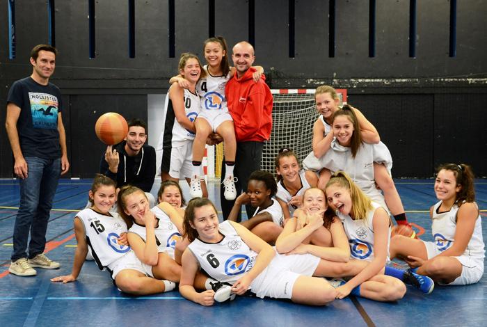 Basket : Championnat de France U15 féminines Elite