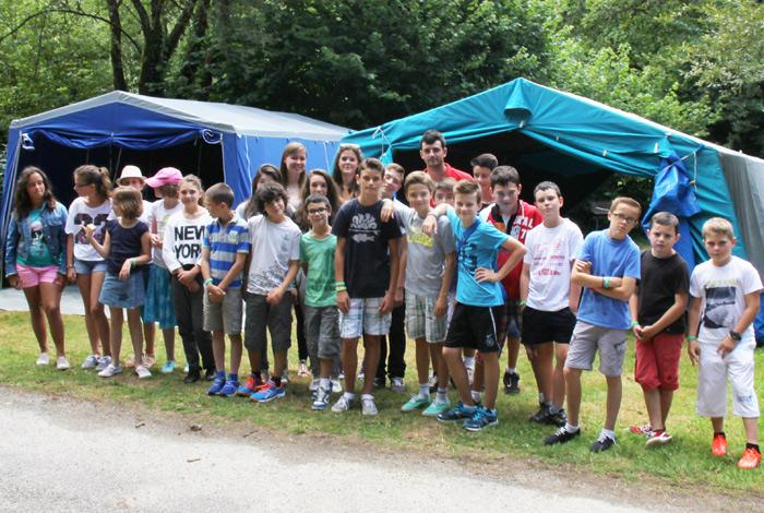 Mini-camps 10-12 ans été 2017 : il reste quelques places !