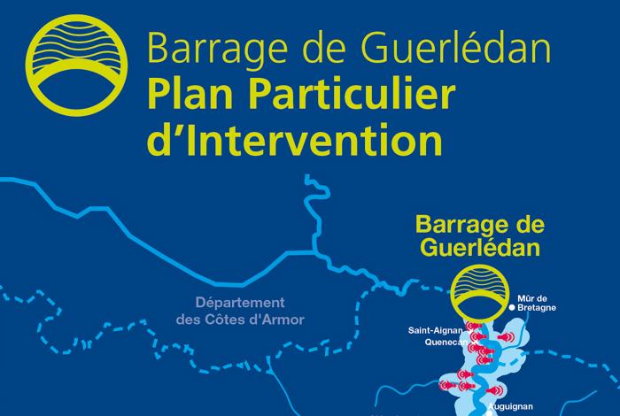 Exercice «Barrage de Guerlédan»