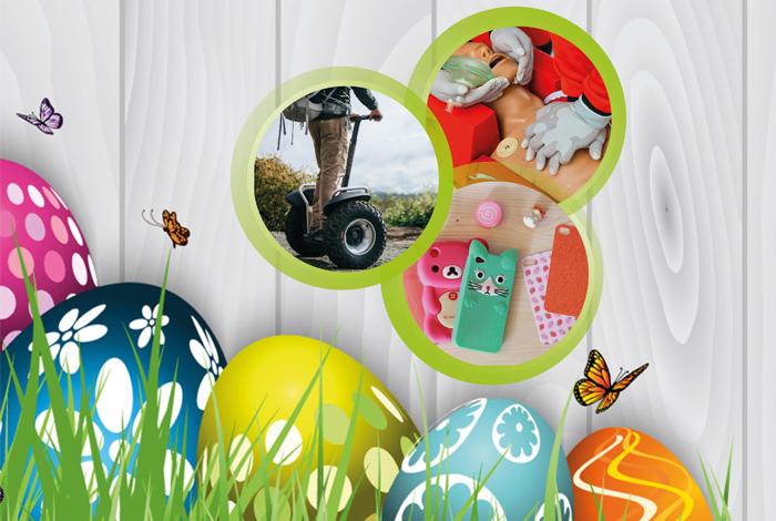 Vacances de Pâques 2017 – le programme
