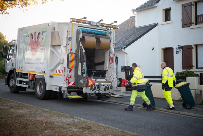 Collecte des déchets : rattrapage des jours fériés du mois de mai