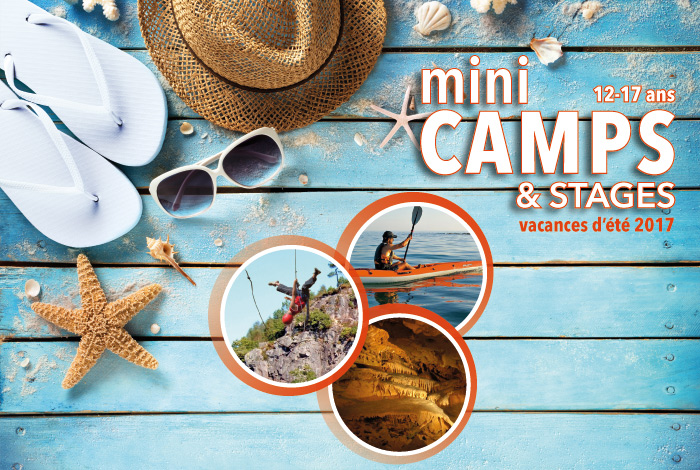 Mini-camps et stages 2017