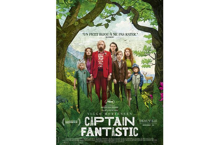 Captain Fantastic, un film de Matthew Ross