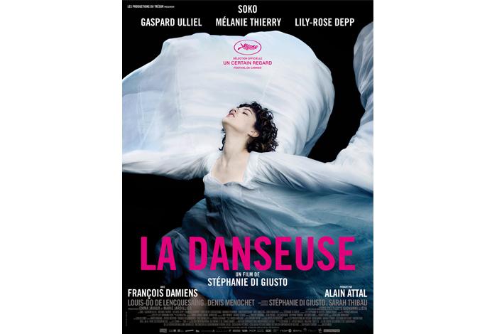 La danseuse, un film de Stefanie Di Giusto