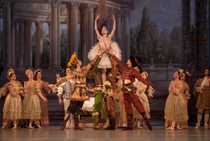 Plein air : ciné-ballet «La belle au bois dormant»