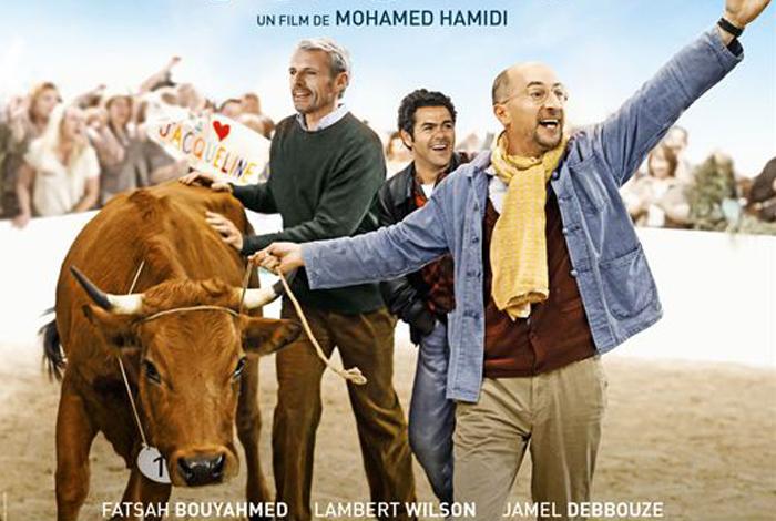 Plein-air : cinéma «La vache»