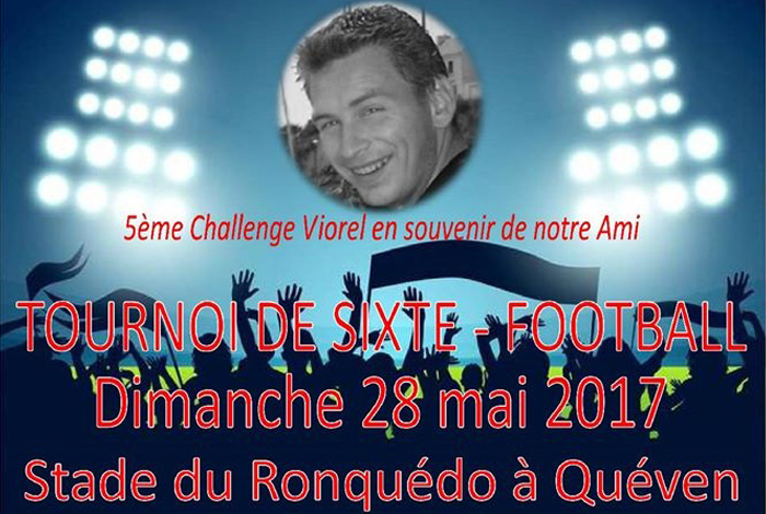 Tournoi VIOREL de Football