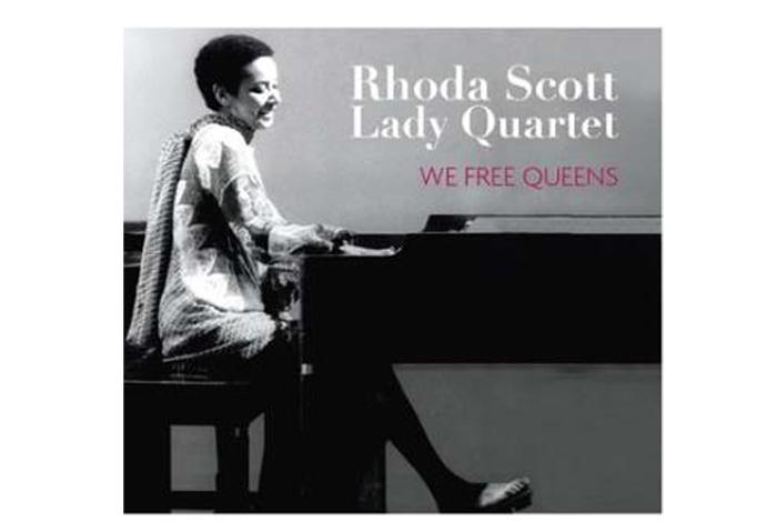 We free queens, un cd de Rhoda Scott Lady Quartet