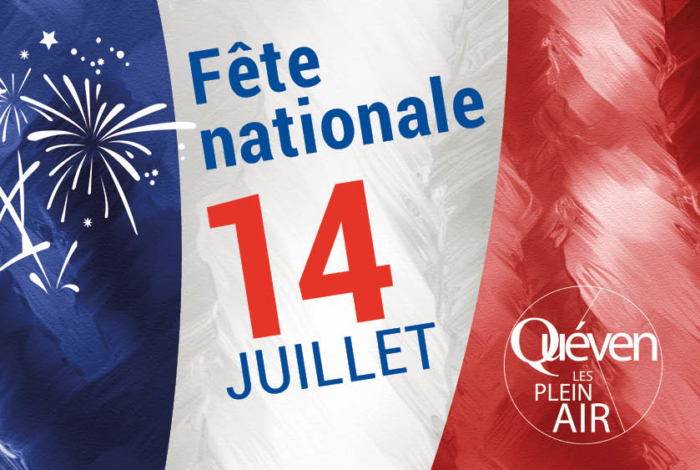 Fête nationale du 14 juillet 2017