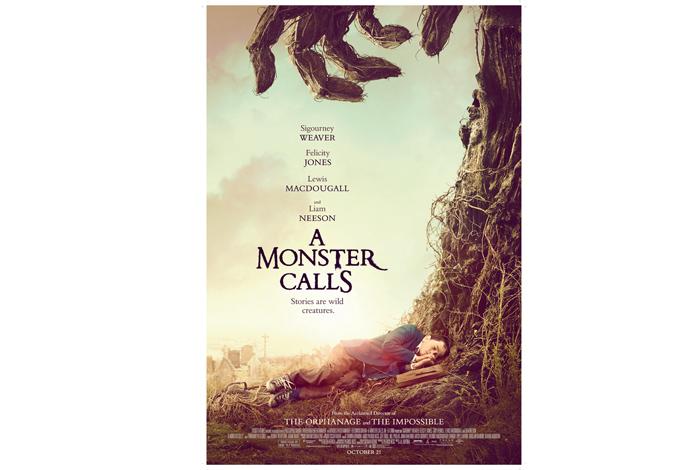 A monster calls- Quelques minutes après minuit, un film de J.A. Bayona