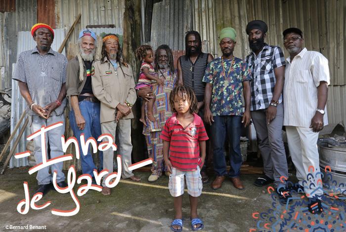 Reggae // INNA DE YARD + DEVI REED (1ère partie)