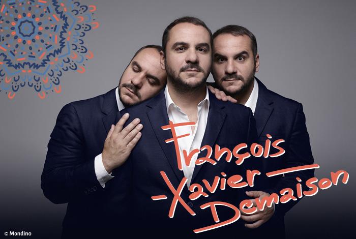 Humour // FRANÇOIS-XAVIER DEMAISON