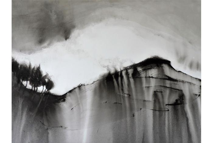 Ateliers artistiques «Paysage et encre de Chine» par Marion Le Pennec