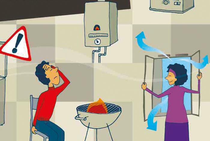 Monoxyde de carbone et chauffages d'appoint : comment prévenir les intoxications